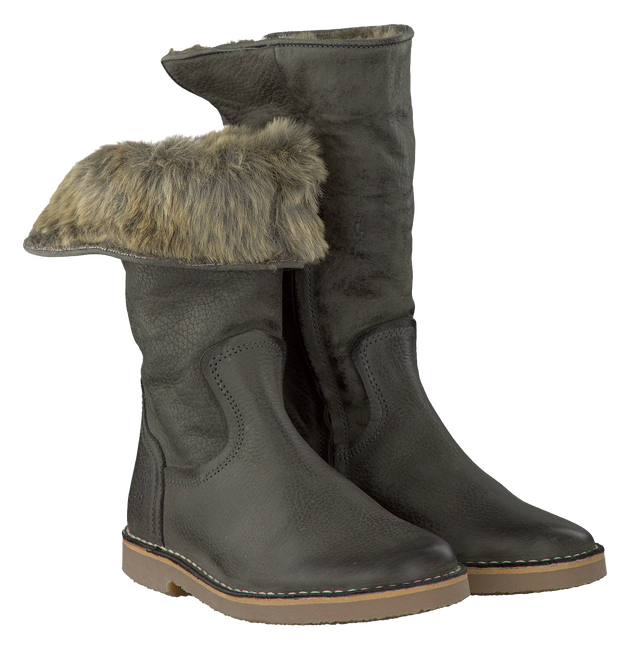 Graue KOEL4KIDS Langschaftstiefel ANNA - large