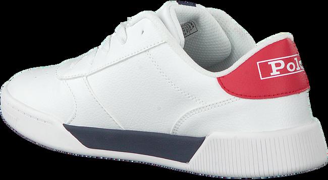 Weiße POLO RALPH LAUREN Sneaker low KEELIN  - large