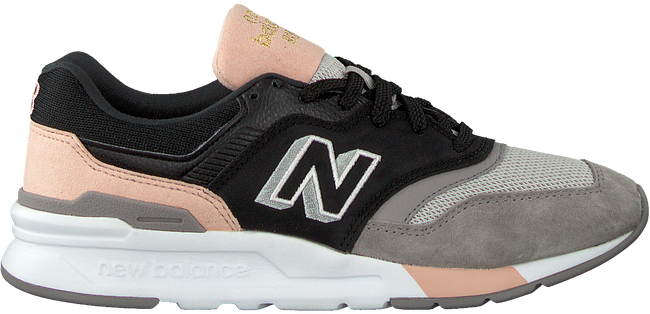 Schwarze NEW BALANCE Sneaker low CW997  - large