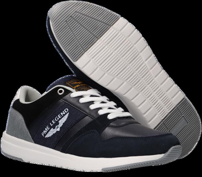 Blaue PME Sneaker low DRAGGER  - large