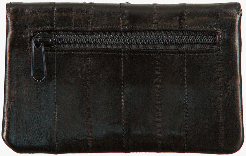 Schwarze BECKSONDERGAARD Portemonnaie HANDY RAINBOW AW19  - larger