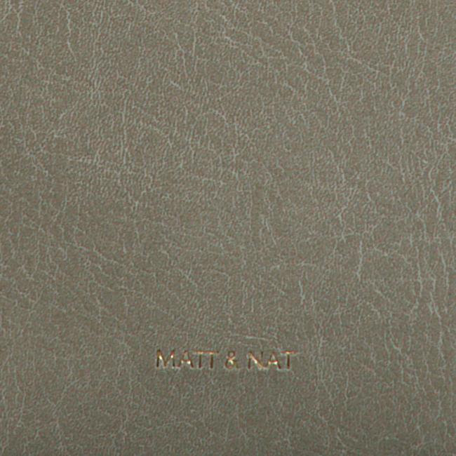Beige MATT & NAT Umhängetasche LIV CROSSBODY  - large