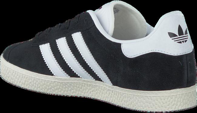 Schwarze ADIDAS Sneaker GAZELLE C - large