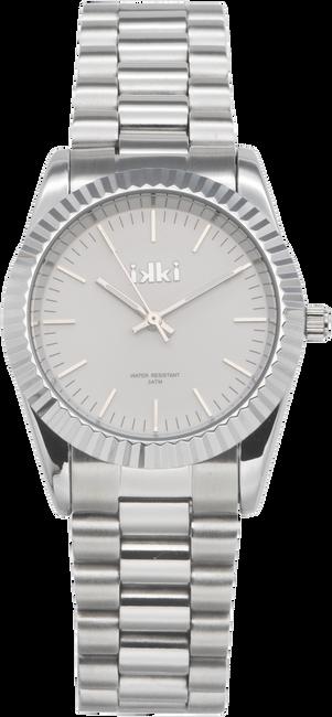 Silberne IKKI Uhr BRONX - large