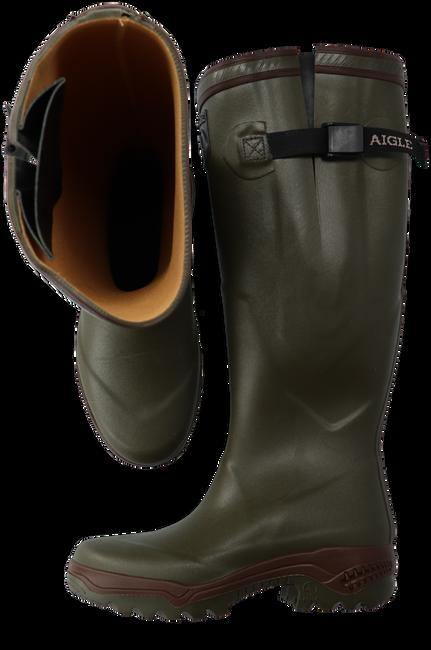 Grüne AIGLE Sneaker low PARCOURS 2 VARI WMN  - large