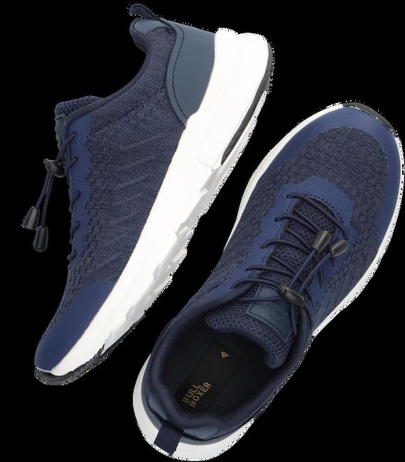 Blaue BULLBOXER Sneaker low AA003F5T  - large