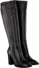 Schwarze NOTRE-V Hohe Stiefel AH97  - small