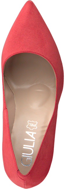 Rote GIULIA Pumps G.8.GIULIA  - large