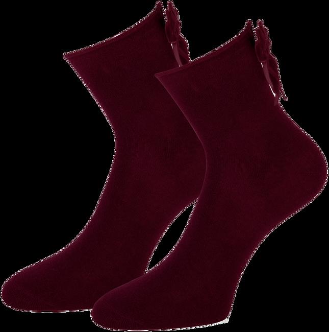 Rote MARCMARCS Socken KIRSTEN - large