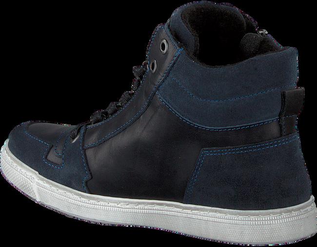 Blaue BULLBOXER Sneaker AGM531  - large