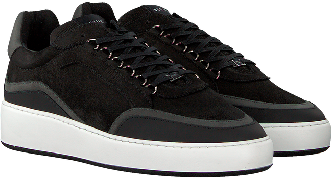 Schwarze NUBIKK Sneaker low JIRO JONES  - large