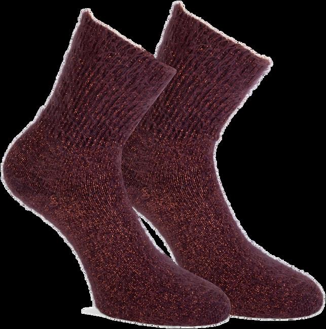 Braune MARCMARCS Socken ALEXIA  - large