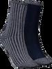 Graue TOMMY HILFIGER Socken TH WOMEN VERTICAL LUREX - small