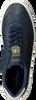 Blaue SCOTCH & SODA Sneaker low PLAKKA  - small