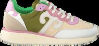 Weiße WUSHU Sneaker low MASTER  - medium