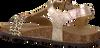 Goldfarbene KIPLING Sandalen NORELLA 4  - small
