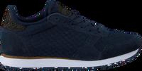 Blaue WODEN Sneaker low YDUN SUEDE MESH II  - medium