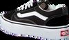 Schwarze VANS Sneaker UY OLD SKOOL PLATFORM KID  - small