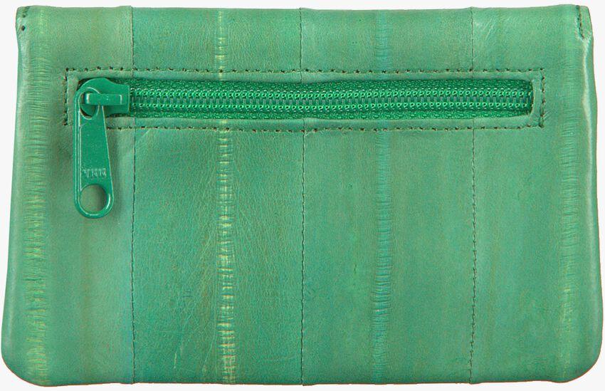 Grüne BECKSONDERGAARD Portemonnaie HANDY RAINBOW AW19  - larger