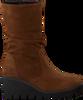 Cognacfarbene GABOR Hohe Stiefel 781.2  - small