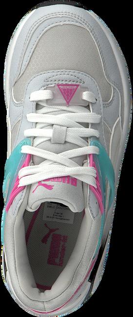 Graue PUMA Sneaker R698 KIDS - large