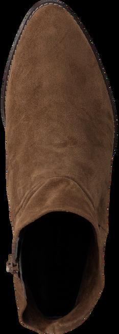 Braune PAUL GREEN Stiefeletten 8847 - large
