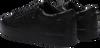 Schwarze CALVIN KLEIN Sneaker low VULCANIZED LACEUP ZIP  - small
