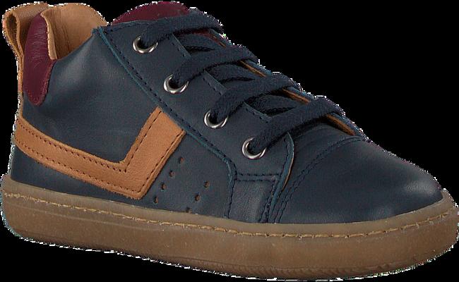 Blaue CLIC! Sneaker 9890  - large
