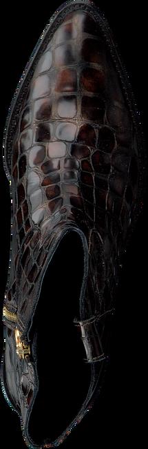 Braune FABIENNE CHAPOT Stiefeletten HOLLY ZIPPER BOOT  - large