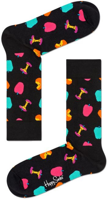 HAPPY SOCKS Socken APPLE - large