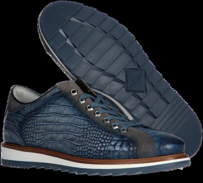Braune GIORGIO Business Schuhe 64918  - large