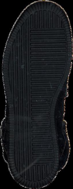 Schwarze KARMA OF CHARME Schnürboots YML3  - large