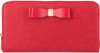 Rote TED BAKER Portemonnaie AINE  - small