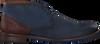 Blaue VAN LIER Business Schuhe 1915315  - small