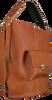 Cognacfarbene LAAUW Shopper RUSTAVELI  - small