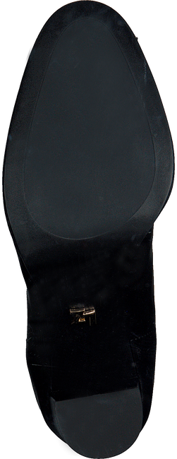 Schwarze LOLA CRUZ Stiefeletten 040T14BK  - large