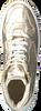 Goldfarbene NOTRE-V Sneaker high 00-400  - small
