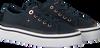 Blaue TOMMY HILFIGER Sneaker CORPORATE FLATFORM SNEAKER  - small