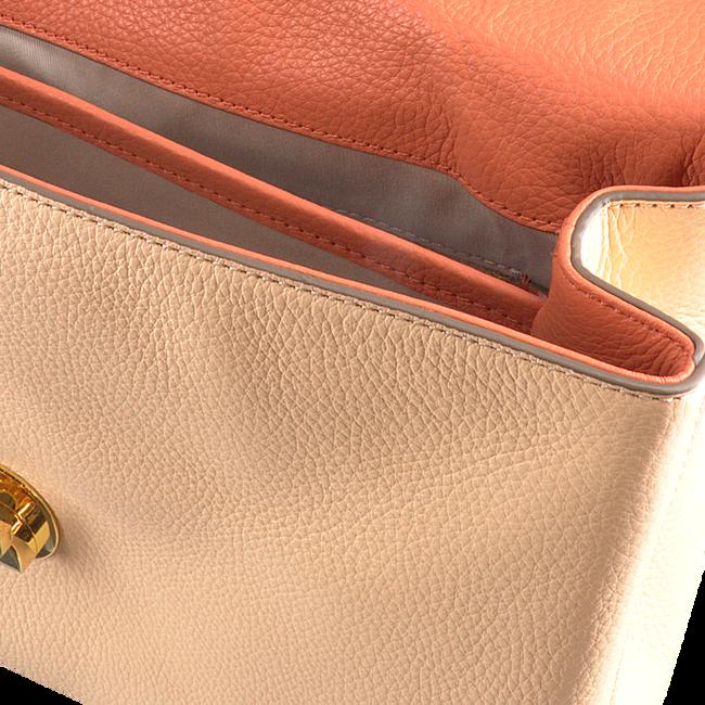 Beige COCCINELLE Handtasche LIYA 1801  - large