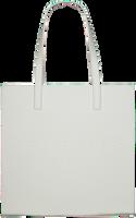 Weiße TED BAKER Handtasche MICKON  - medium
