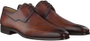 Cognacfarbene MAGNANNI Business Schuhe 18738 - small