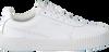 Weiße PUMA Sneaker CARINA L  - small