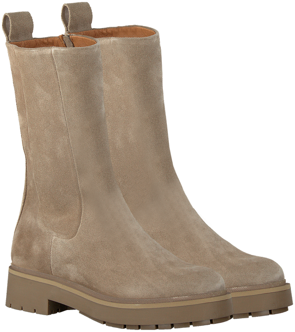 Beige VIA VAI Chelsea Boots ALEXIS  - large