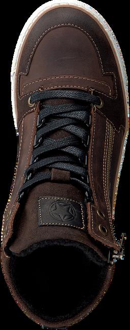 Braune BULLBOXER Sneaker AGM531  - large