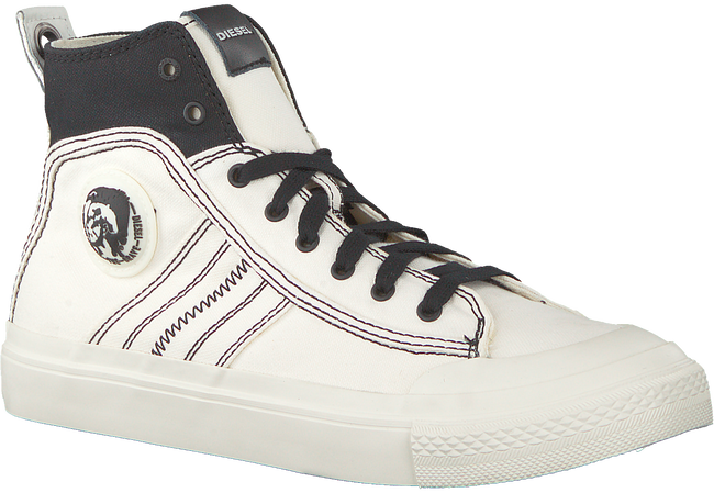 Weiße DIESEL Sneaker S-ASTICO MID LACE - large