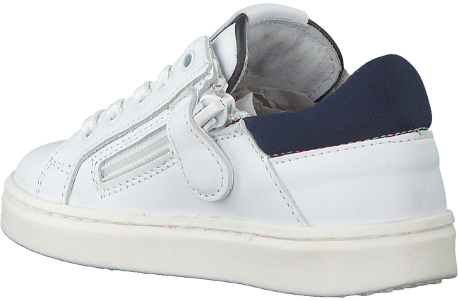 Weiße PINOCCHIO Sneaker low P1232  - large