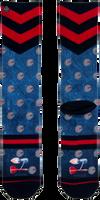 Mehrfarbige/Bunte XPOOOS Socken BARNEY  - medium