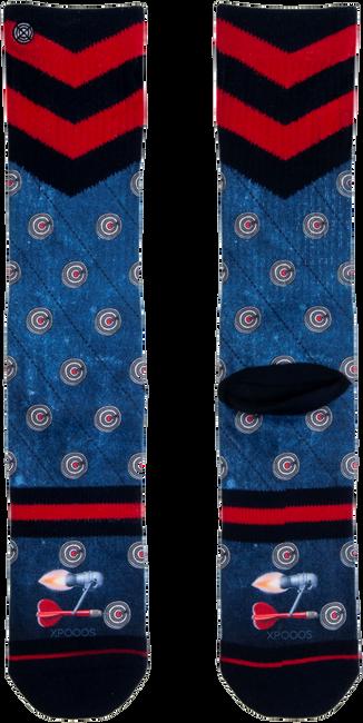 Mehrfarbige/Bunte XPOOOS Socken BARNEY  - large