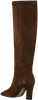 Taupe LOLA CRUZ Hohe Stiefel 014B30BK  - small