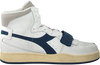 Weiße DIADORA Sneaker high MI BASKET USED  - small